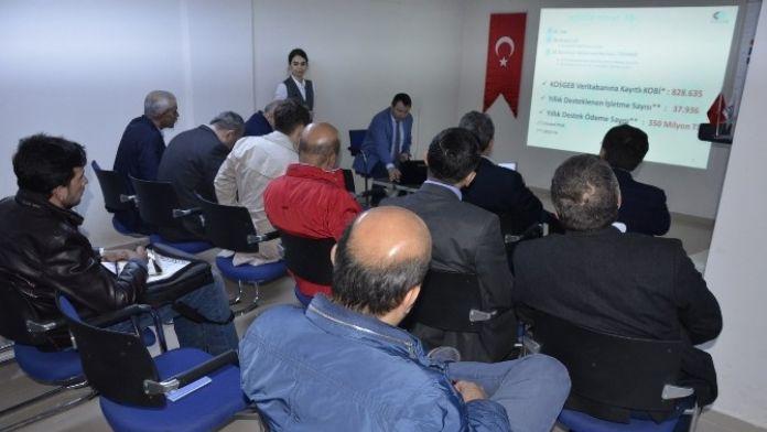 Fatsa'da 'Kobigel' Bilgilendirme Toplantısı