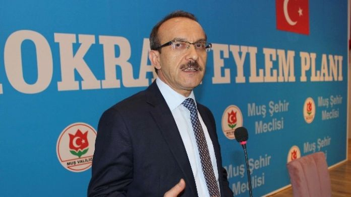 Vali Yavuz: 'Bu Hain Güruh Benden Rahatsız'