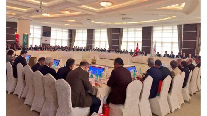 Yaylalı, Kalkınma Bakanlığı Eylem Planları İzleme Toplantısına Katıldı