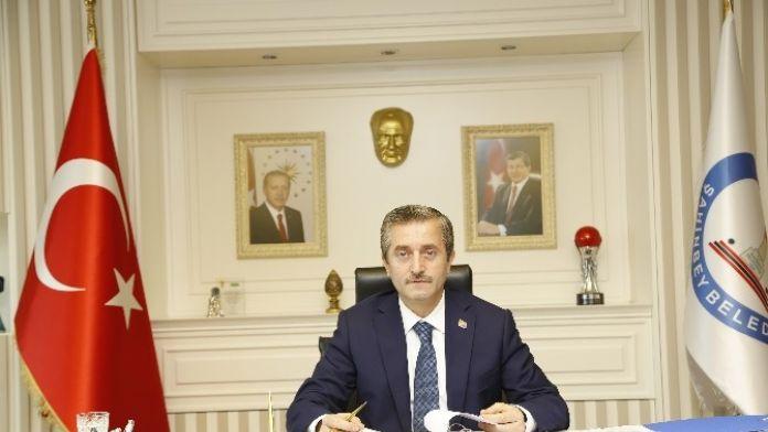 Başkan Tahmazoğlu'dan 23 Nisan Kutlama Mesajı