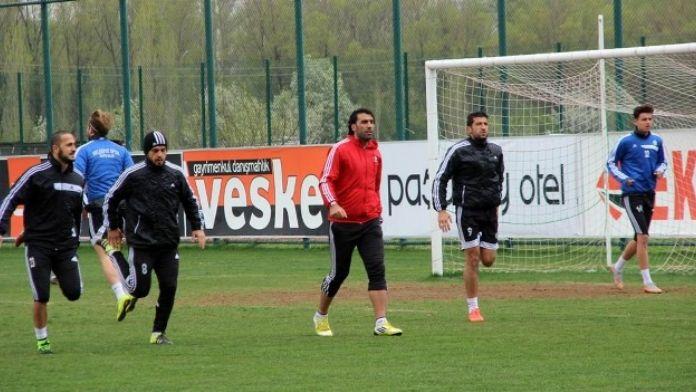 Sivas Belediyespor'da, Tarsus İdmanyurdu Maçı Hazırlıkları Sürüyor