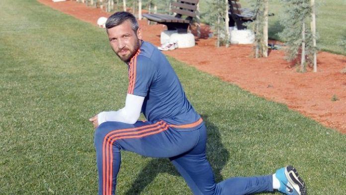 Ali Sakal: 'Haftaya Forma Giymek İstiyorum'