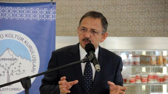 Mehmet Özhaseki: 'Paralel Yapı Fabrika Kodlarına Dönerse Mücadele Biter'
