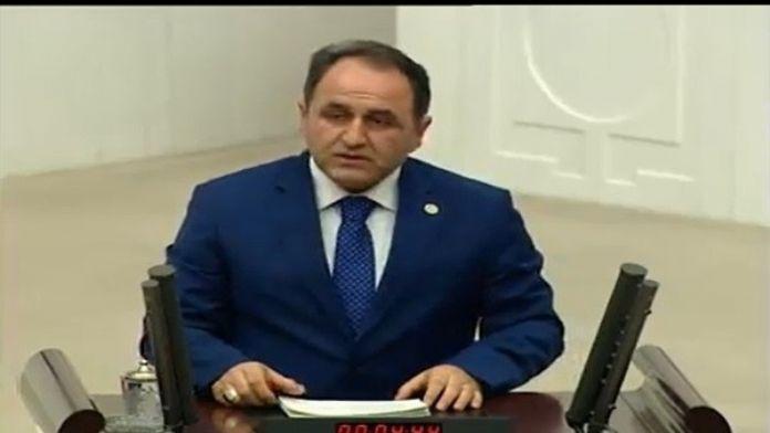 Murat Demir, Meclis Kürsüsünden Kastamonuspor'u Tebrik Etti