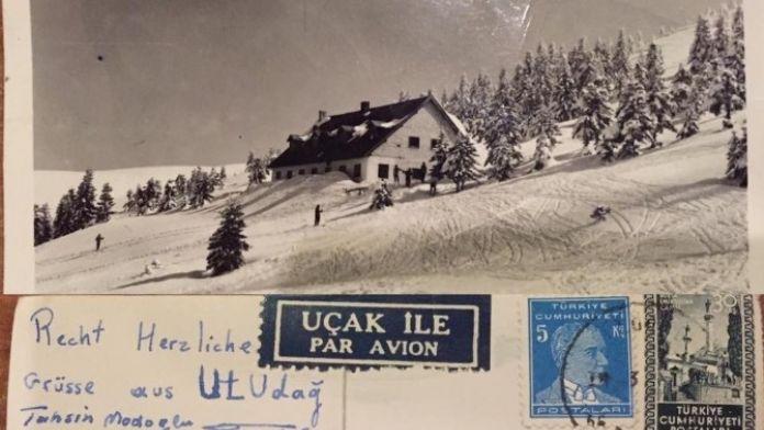 Tarihe Şahitlik Eden Kartpostal Ülkeleri Dolaşıp Geri Geldi