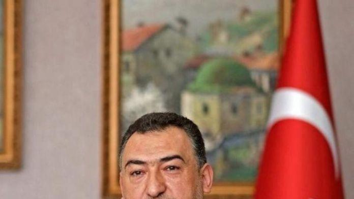 Milletvekili Şükrü Nazlı'dan 23 Nisan Ulusal Egemenlik Ve Çocuk Bayramı Mesajı