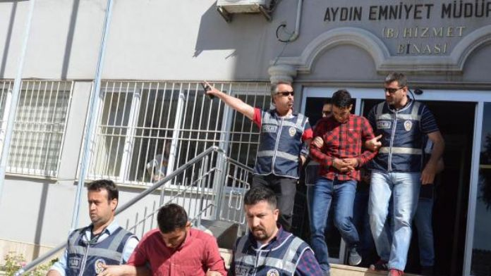 Telefon dolandırıcılığına Aydın'da 3 tutuklama