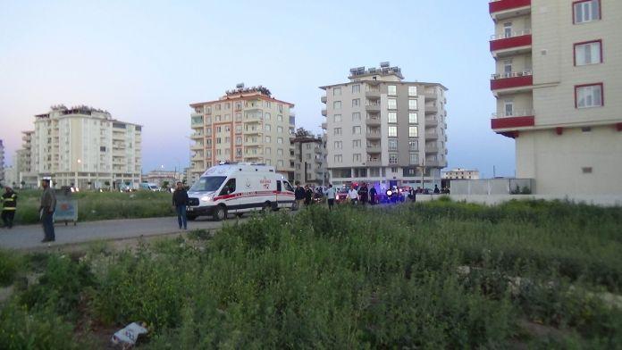 Kilis'e 2 roket düştü: 1 ölü, 4 yaralı