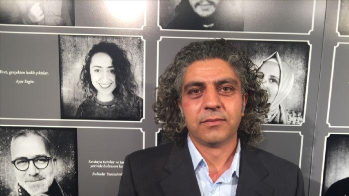 'İstanbul'un Yüzleri -HİÇ-' sergisi açıldı