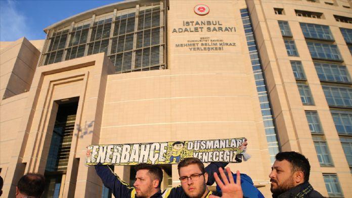 Fenerbahçe'den Çağlayan'da 'şikede kumpas' açıklaması
