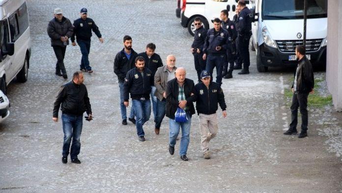 Giresun Merkezli Terör Operasyonunda 3 Tutuklama