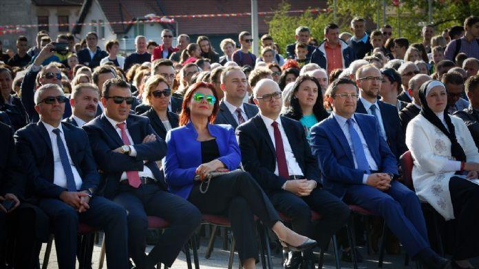 Bosna Hersek'te, Altındağ Visoko Kültür Merkezi açıldı