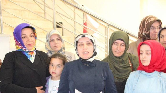 AK Parti Kadın Kollarının 'Kardeşlik' Çağrısı