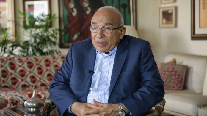 Mısırlı gazeteci-yazar Huveydi: