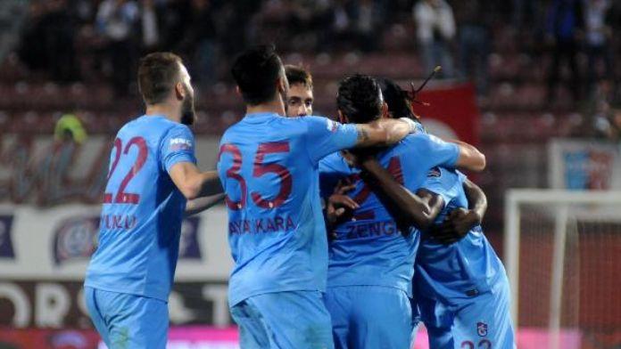 Trabzonspor, Fenerbahçe karşısında 3 puan hedefliyor