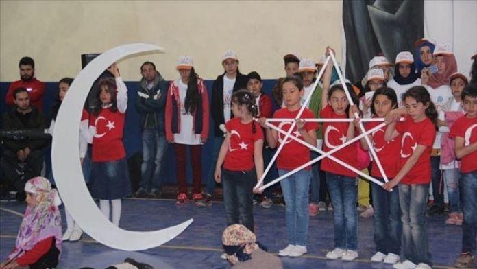 Çıldır'da Ulusal Egemenlik Ve Çocuk Bayramı
