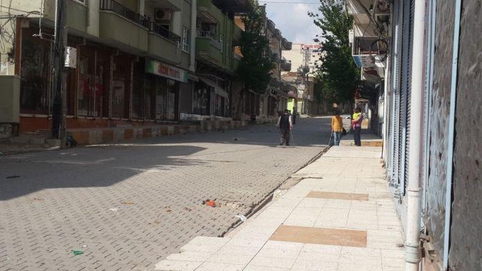 Silopi'de sokağa çıkma yasağı kısmen kalkıyor
