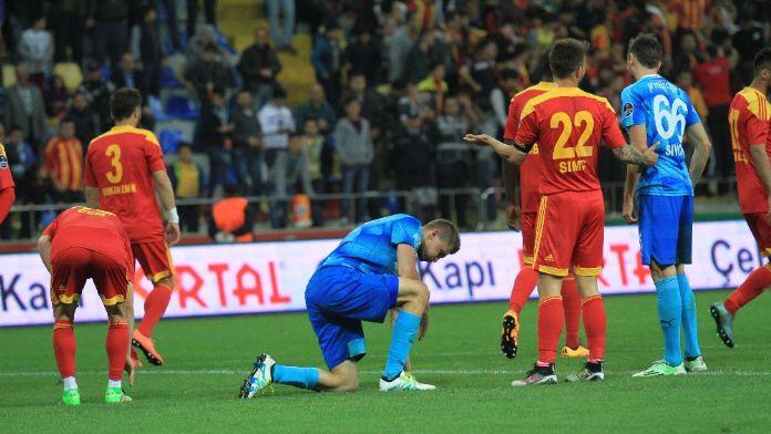 Bursaspor'da 4 milyonluk kayıp