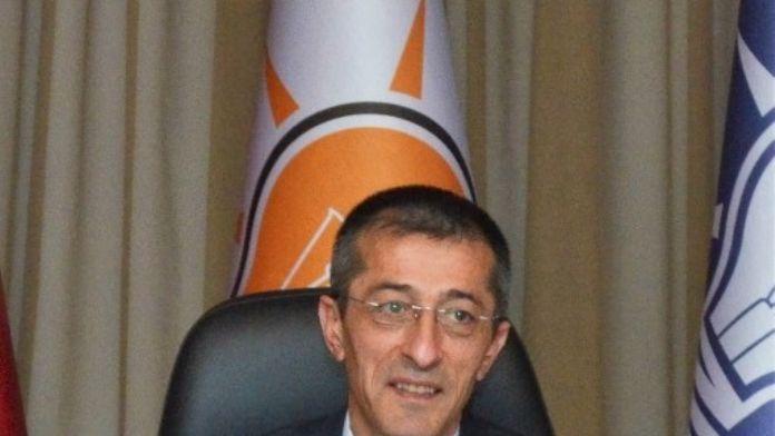 AK Parti İl Başkanı Yeşilyurt'tan 23 Nisan Mesajı