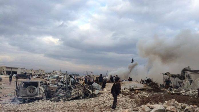 Rejim güçleri Duma'yı vurdu: 13 ölü