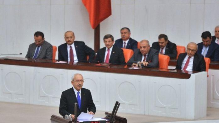 Kılıçdaroğlu, Meclis'te Düzenlenen 23 Nisan Özel Gündemli Oturumda Konuştu