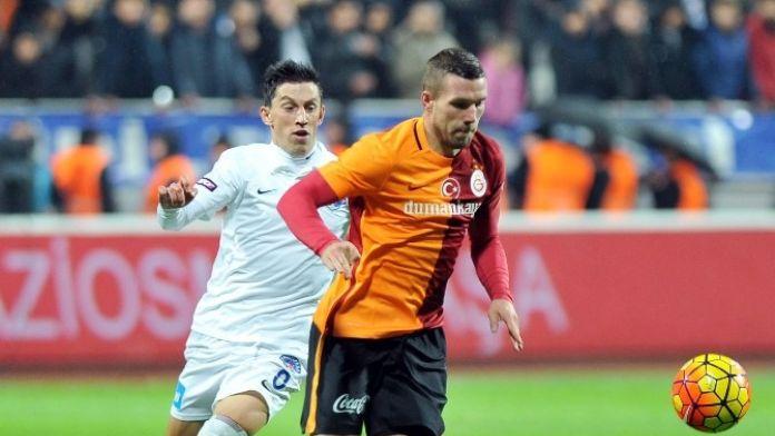 Galatasaray İle Kasımpaşa 24. Randevuda
