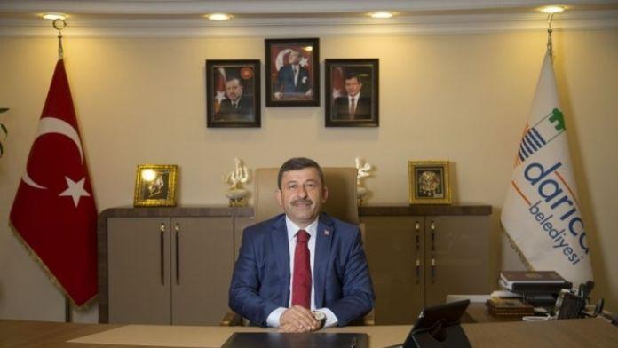 Başkan Karabacak, 23 Nisan Çocuk Bayramını Kutladı