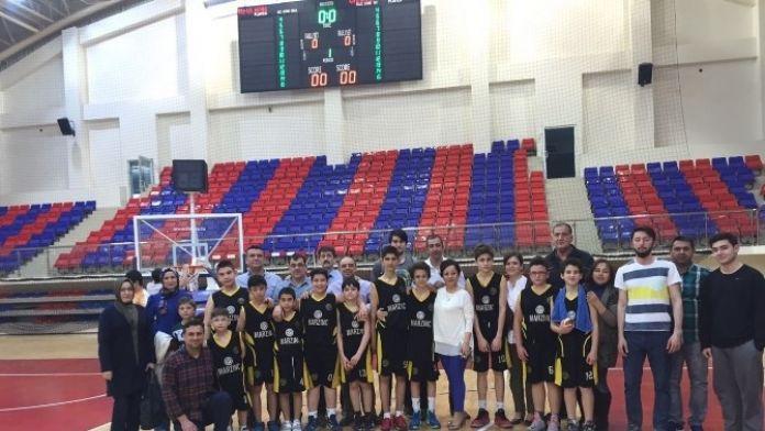 23 Nisan Kupası Marzinc Sağlıkspor'un