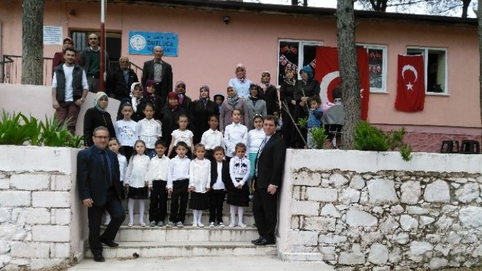 Dutlucu'da 23 Nisan Coşkusu