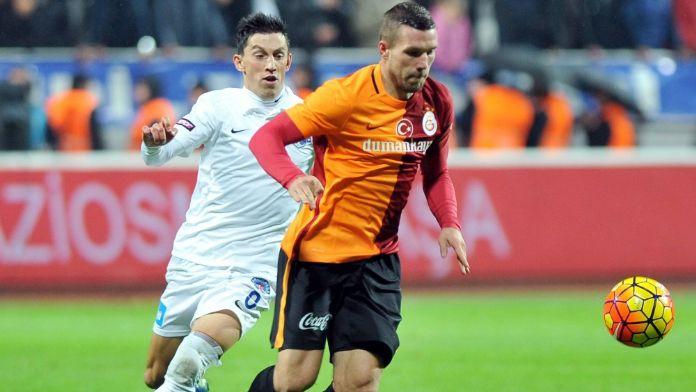 Galatasaray ile Kasımpaşa 24. randevuda