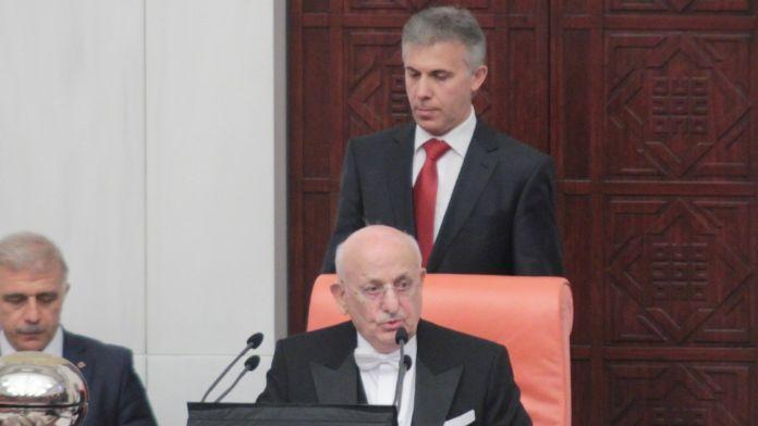 Meclis Başkanı'ndan HDP'li vekile 'savaş' yanıtı