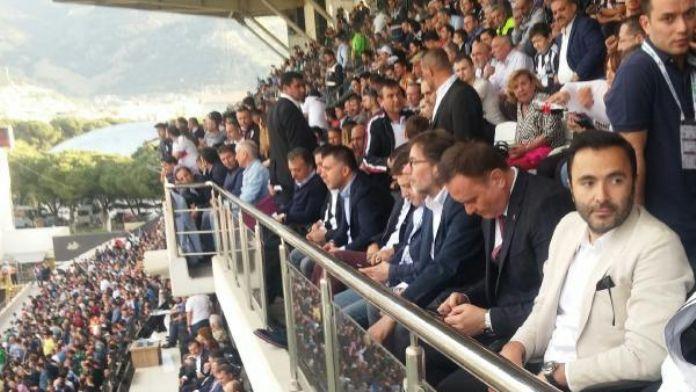 Akhisar Belediyespor - Beşiktaş maçından notlar