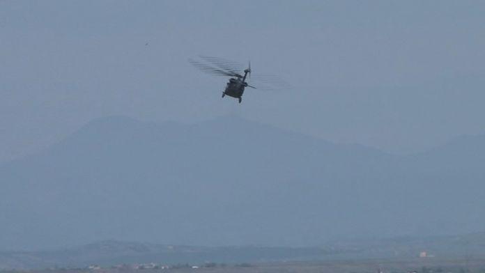Bordo bereliler operasyona çıktı: 9 terörist öldürüldü