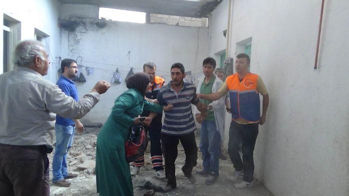 Kilis Valiliği: 16 vatandaşımız yaralandı