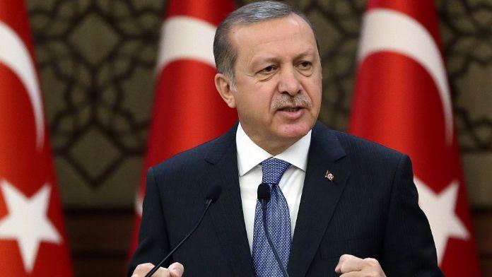 Erdoğan'dan Ateşyan'a '1915' mesajı