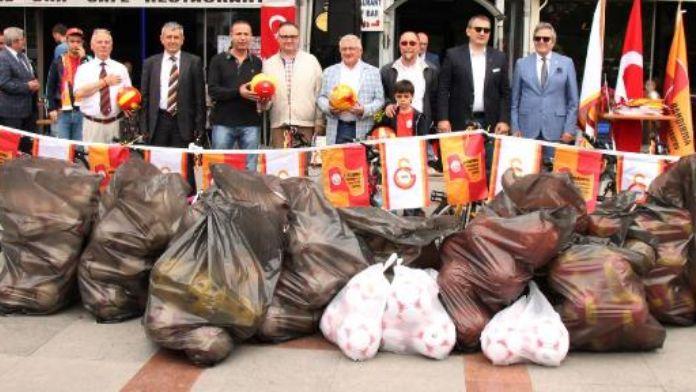 Bandırma Galatasaray Derneği'nden 202 çocuğa hediye