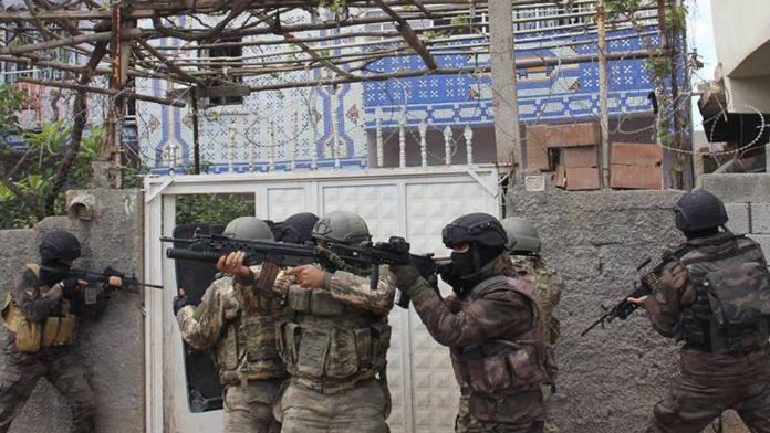 Nusaybin'de 286 terörist etkisiz hale getirildi