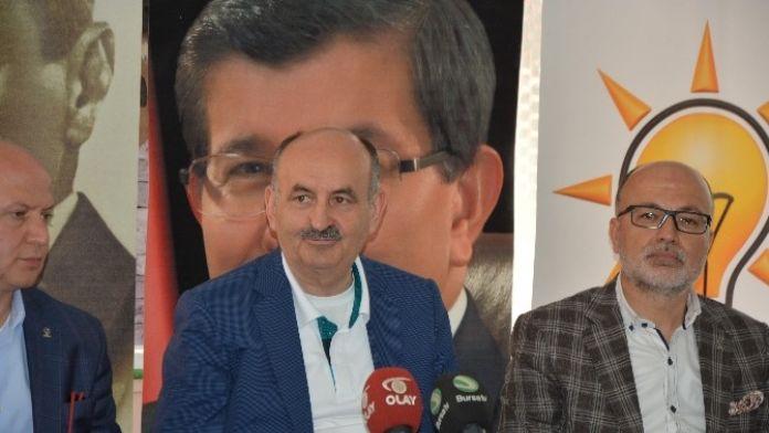 Bakan Müezzinoğlu: 'CHP Yine Belirli Güç Odaklarının Arzusu Çerçevesinde Hareket Etti'