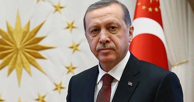 Erdoğan şehit ailelerine taziyelerini iletti