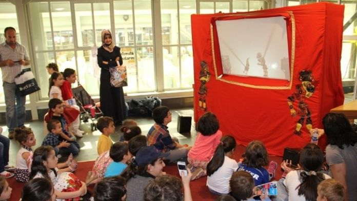 Karagöz Ve Hacivat'tan Fatih Projesi