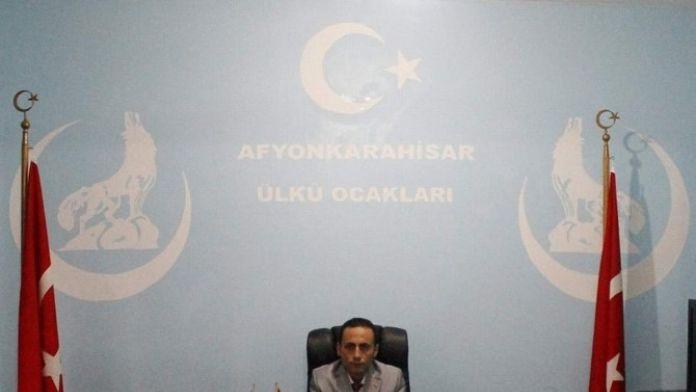 Afyonkarahisar Ülkü Ocakları Kente 'İstiklal Madalyası' Verilmesi Fikrini Desteklediklerini Açıkladı