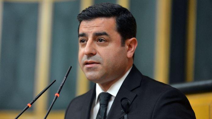 Demirtaş: PKK'yı destekleyen biz değil sizin hatalı politikalarınız