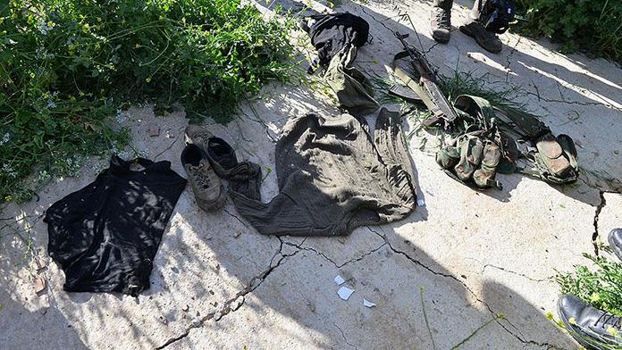 Şırnak'ta 8 terörist etkisiz hale getirildi'