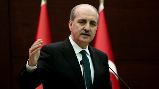 Kurtulmuş: 'PKK ya da IŞİD Türkiye'nin başına sarılmış bir beladır.'