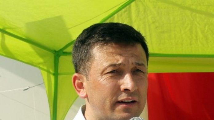 AK Partili Hamza Dağ'dan HDP'li Demirtaş'a Sert Eleştiri