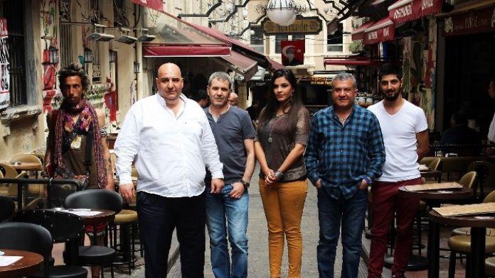 'Nevizade Sokağı Yenileniyor'