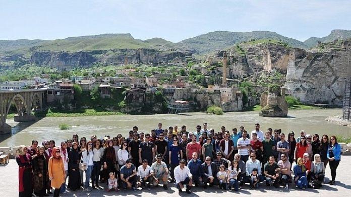 Aday Öğretmenler Hasankeyf'i Gezdi