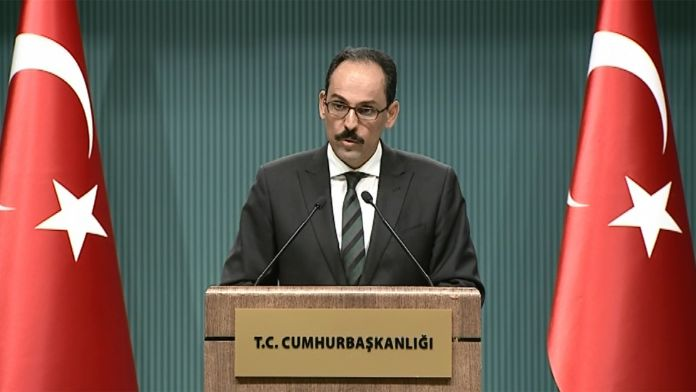 Türkiye'nin 'Suriye' pozisyonunu anlattı