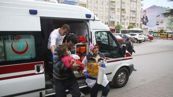 Suriyelilerin Yaşadığı Müstakil Evde Yangın Çıktı