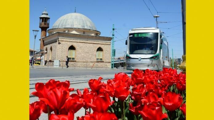 Büyükşehir'den 'Çiçek Gibi Konya' Fotoğraf Yarışması